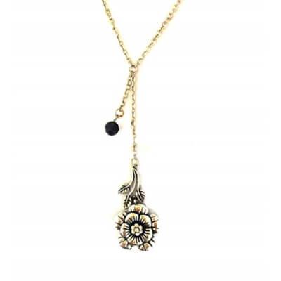 margaery tyrell rose pendant