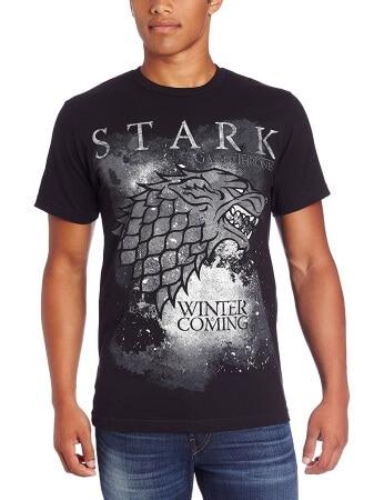 stark winter is coming shirt