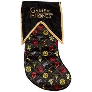 Game of Thrones Sigils Stocking