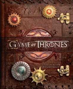 Game of Thrones pop up book cover