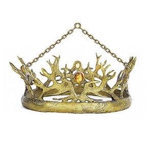 Joffrey Baratheon Crown Ornament