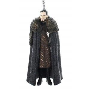 Jon Snow Christmas Ornament