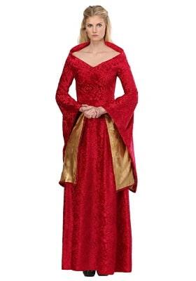 Plus Size Cersei Lannister costume