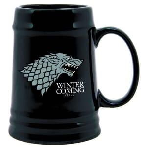 Stark Ceramic Stein