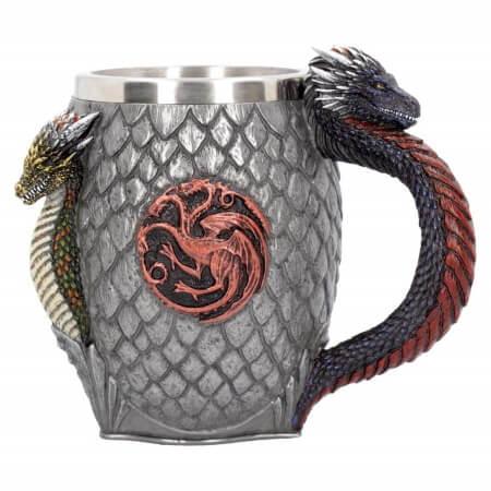 Game of Thrones Targaryen Tankard