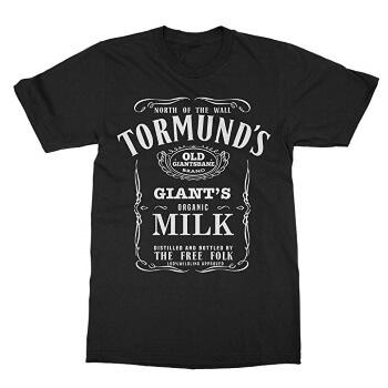 Tormund Giants Milk Shirt