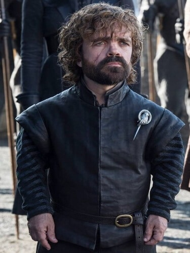 Tyrion Lannister Hand of the Queen