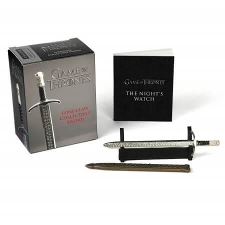 Longclaw Collectible Mini Sword