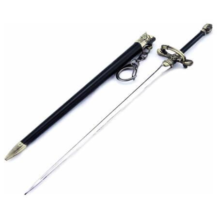Needle Sword keychain