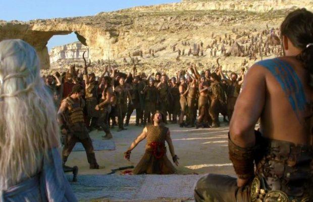 Dothraki wedding site