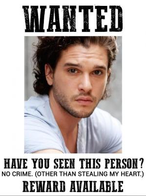 Wanted - Kit Harington