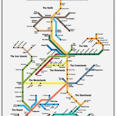 Westeros Transit System